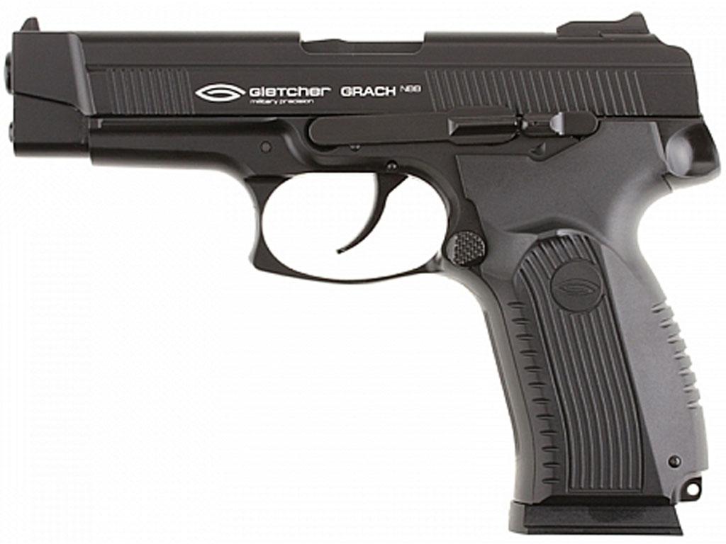 Gletcher Grach CO2 NBB Steel BB gun