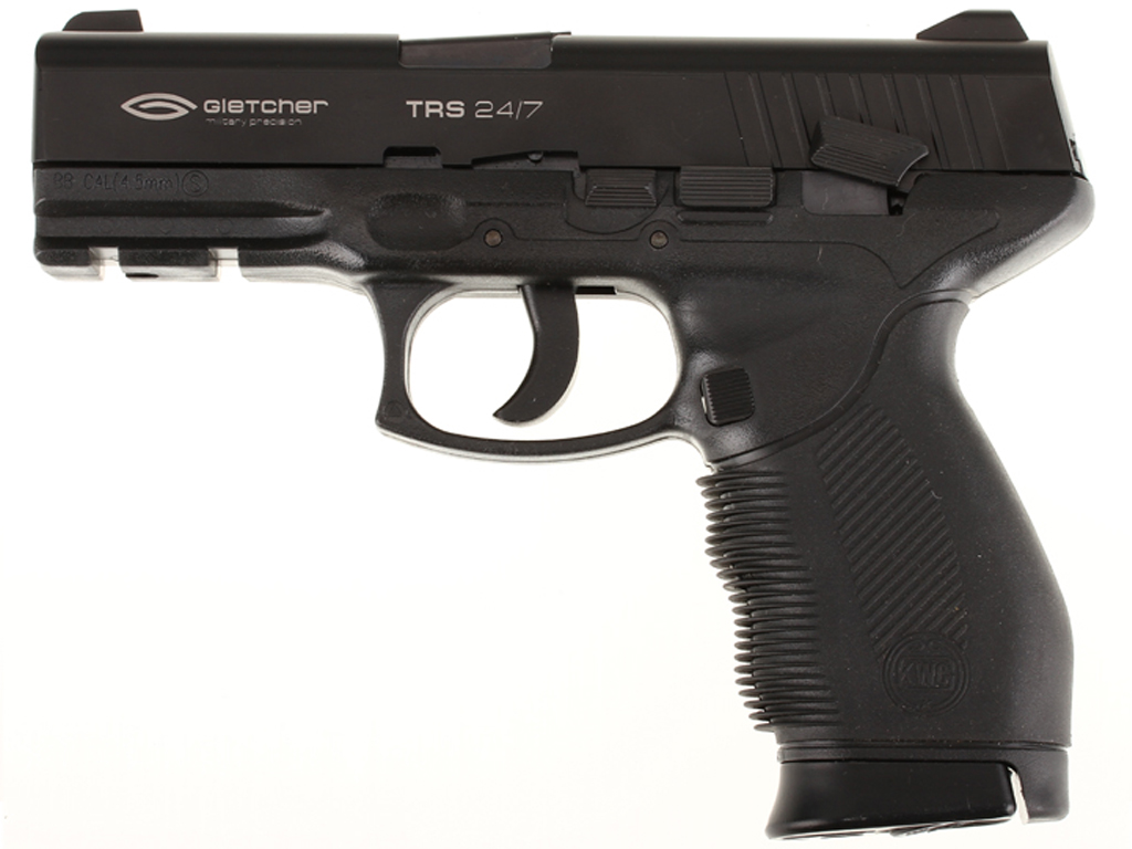 Gletcher The Lightweight TRS 24/7 CO2 BB gun