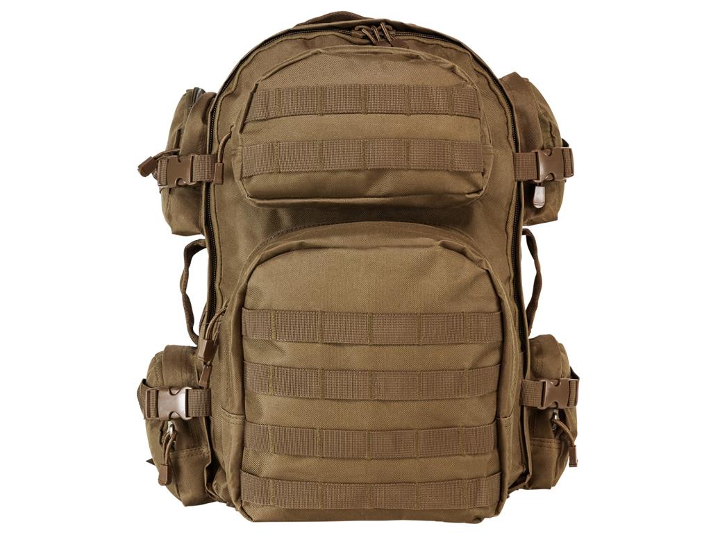 Ncstar Tan Tactical Backpack