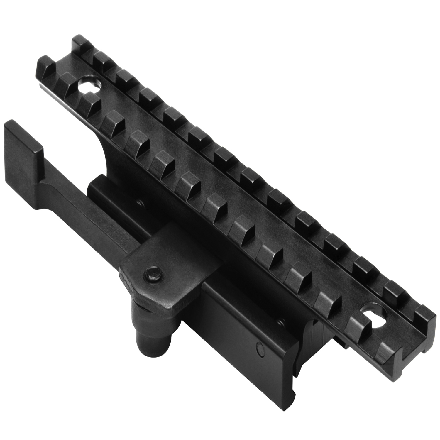 Ncstar AR15 Weaver Style Riser With Quick Release Weaver Mount