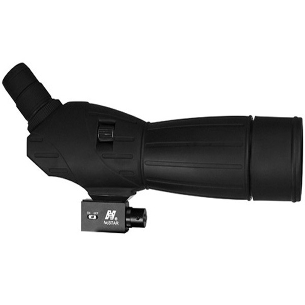 Ncstar High Resolution Black Spotting Scope With Soft Carry Case