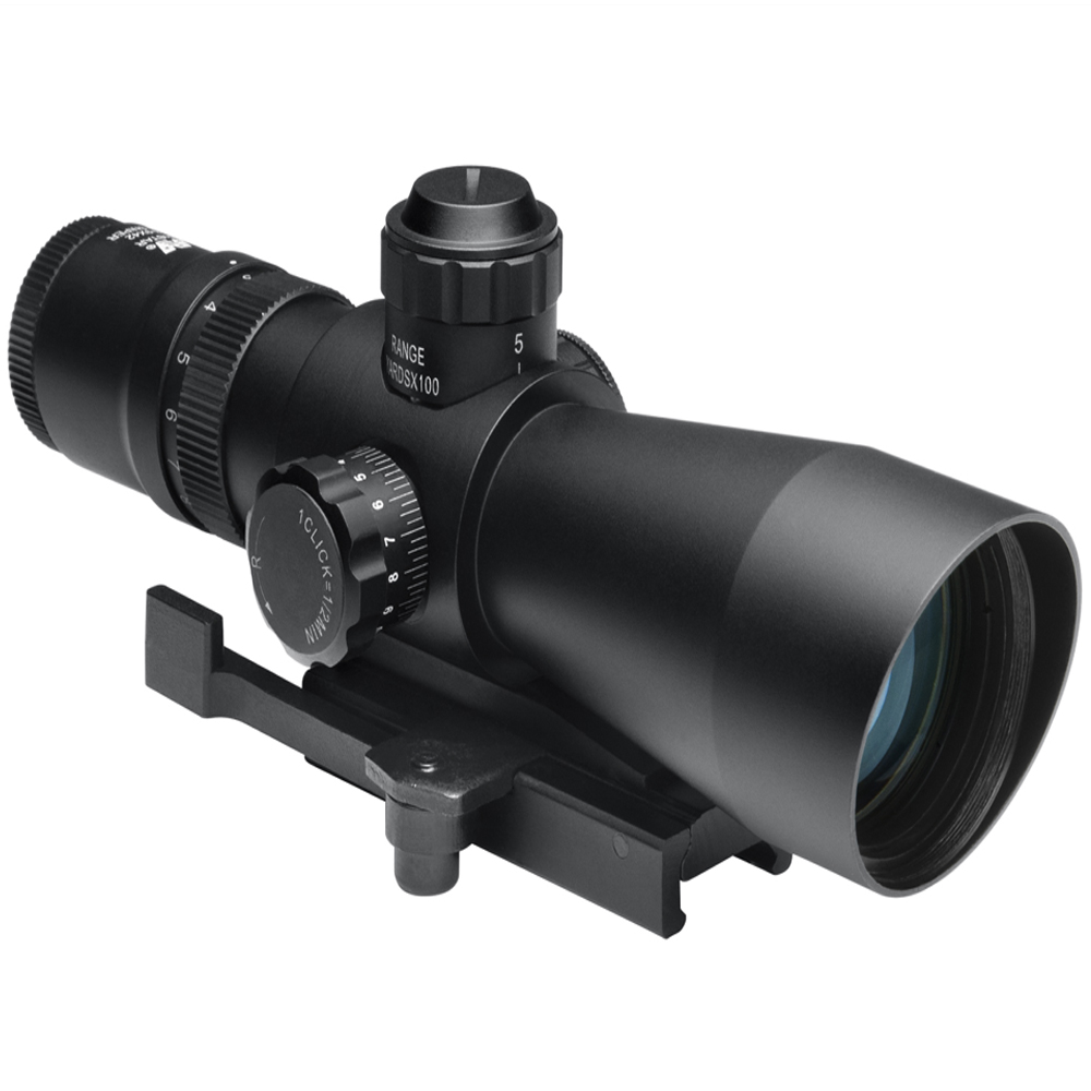 Ncstar Mark III Tactical Series 3-9X42 P4 Sniper Rifle Scope