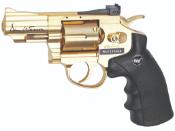 Dan Wesson 2.5 Inch Gold CO2 4.5mm Revolver