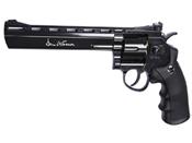 Dan Wesson 8 Inch Black Plated 4.5Mm Pellet Gun
