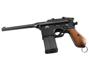 Gletcher GLM712 CO2 Blowback Steel BB gun