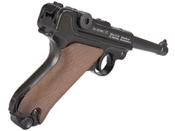 Gletcher P08 CO2 Blowback Steel BB gun
