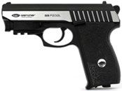 Gletcher Steel Blowback 4.5 Mm Air Pistol