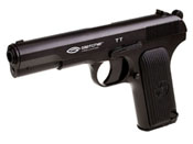 Gletcher Steel Blowback TT .177 Caliber CO2 gun
