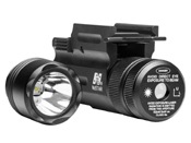 Ncstar Compact gun And Rifle Green Laser Flashlight