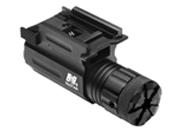Ncstar Compact gun And Rifle Green Laser Sight