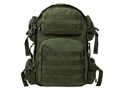 Ncstar Green Tactical Backpack