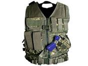 Ncstar Tactical Digital Camo ACU Vest