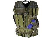 Ncstar Green Tactical Vest