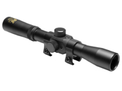 Ncstar Tactical Series 4X20 Compact Air Rifle Scope