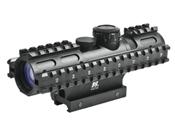 NcStar Tri-Rail Series 2-7X32 Rifle Scope
