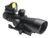 Ncstar Mark III Tactical Rifle Scope