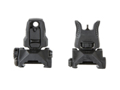 PTS EPBUIS Front & Rear Back-Up Iron Sights