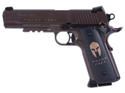 Sig Sauer 1911 Spartan CO2 Blowback Steel BB gun