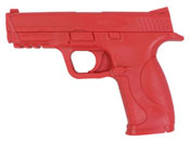 M&P Red Rubber Training gun
