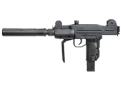 Umarex UZI Mini Carbine CO2 Blowback Steel BB Machine Gun